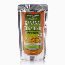 Banana Turmeric Chips by Daily Apple