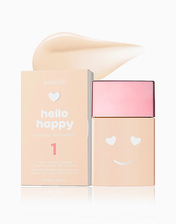 Hello Happy Foundation by Benefit