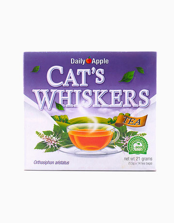 Cat's Whiskers Organic Tea by Daily Apple