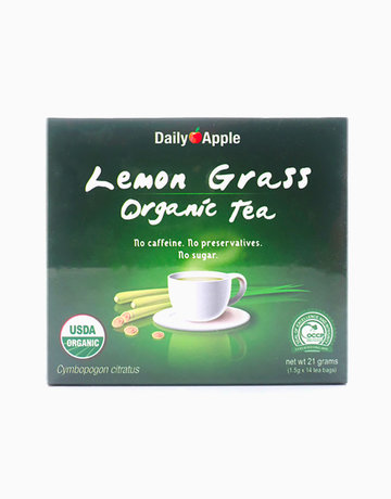 Lemongrass Organic Tea by Daily Apple