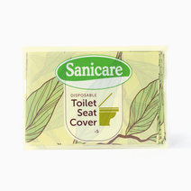 Toilet Seat Cover (Pack of 4) by Sanicare