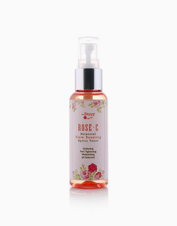 Rose-C Glow Boosting Toner (50ml) by The Happy Organics
