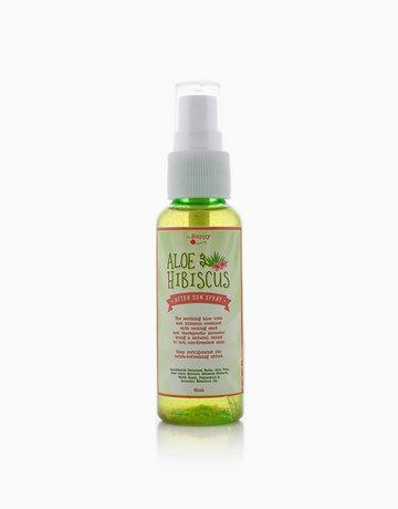 Aloe & Hibiscus After Sun Spray (50ml) by The Happy Organics
