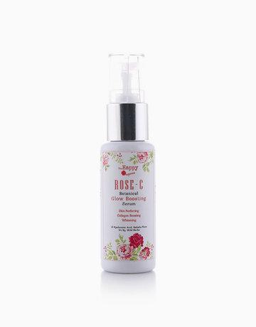Rose-C Glow Boosting Serum by The Happy Organics