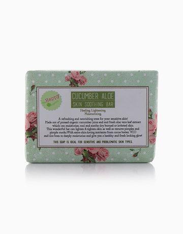 Cucumber Aloe Soap by The Happy Organics