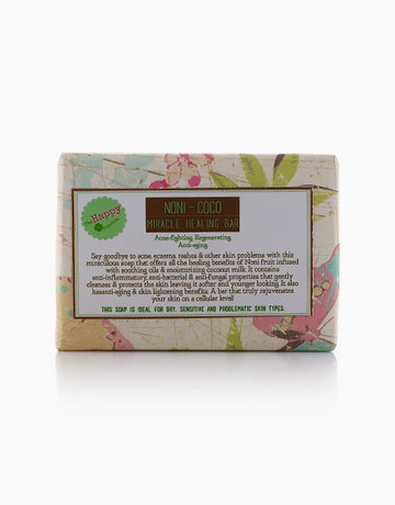 Noni-Coco Miracle Healing Bar by The Happy Organics