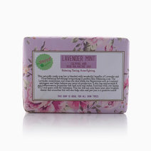Lavender Mint Soap by The Happy Organics