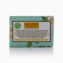 Honey Oatmeal Goat's Milk Soap by The Happy Organics