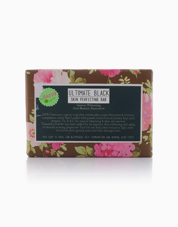 Ultimate Black Soap by The Happy Organics