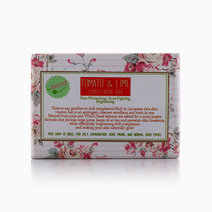 Tomato & Lime Complexion Bar by The Happy Organics