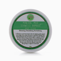 Mineral Mud Seaweed Bamboo Scrub by The Happy Organics