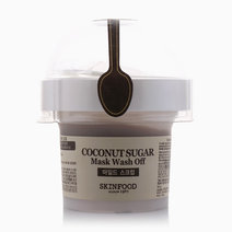 Coconut Sugar Wash Off Mask by Skinfood