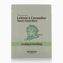 Premium Lettuce&Cucumber Mask by Skinfood