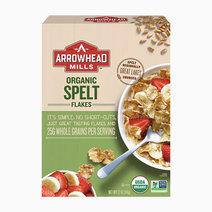 Organic Spelt Flakes (12oz) by Arrowhead Mills in