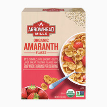 Organic Amaranth Flakes (12oz) by Arrowhead Mills