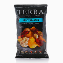 Real Vegetable Chips: Mediterranean (5oz) by Terra