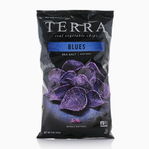 Real Vegetable Chips: Blues (5oz) by Terra