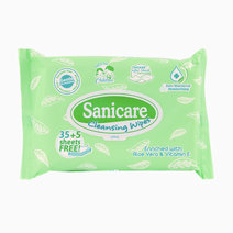 Sanicare Cleansing Wipes 40s by Sanicare