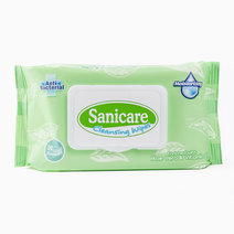 Cleansing Wipes (80's) by Sanicare