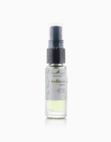 Wellness Spray in Lemon Zest (5ml) by Neutra Organics