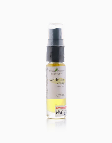 Wellness Spray in Lemon Zest (10ml) by Neutra Organics