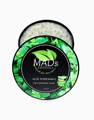 Aloe Peppermint Scrub by MADs Essentials