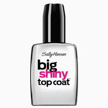 Big shiny top coat