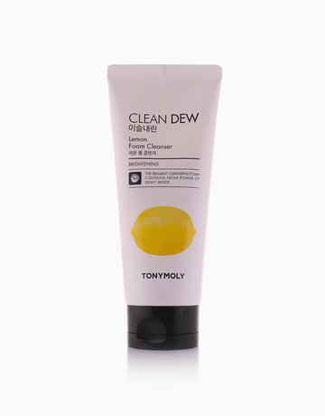 Lemon Foam Cleanser by Tony Moly