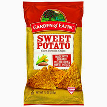 Sweet Potato Tortilla Chips by Garden of Eatin'