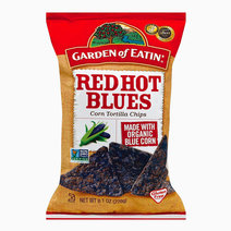 Red Hot Blues Corn Tortilla Chips (8.1oz) by Garden of Eatin'