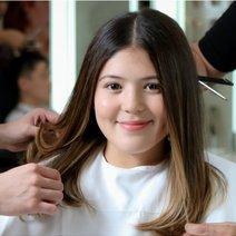 L'Oréal Majirel/Davines Full Hair Color by Acqua Salon