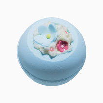 Bombcosmetics cotton flower bath blaster