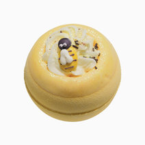 Bombcosmetics honey bee mine bath blaster