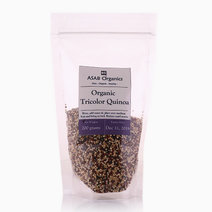 Tri-Color Quinoa (200g) by ASAB Organics in