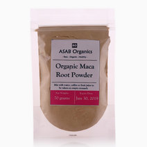 Maca Root Powder (Raw) (70g) by ASAB Organics