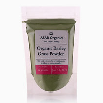 Barley Grass Powder (Raw) (70g) by ASAB Organics