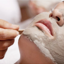 Bump Off Sebum Facial With Aztec Healing Clay Mask by Mecca Aesthetic Clinic & Spa