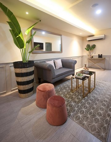 Mecca aesthetic clinic   spa interiors 3