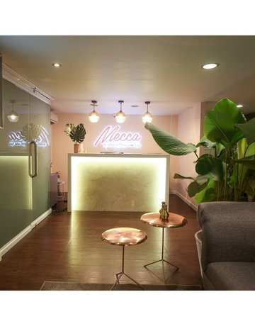 Mecca aesthetic clinic   spa interiors 1