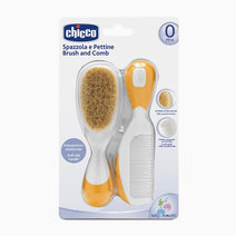 Chicco brush   comb (orange)