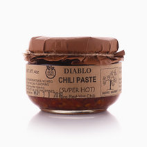 Diablo Chili Paste Super Hot (4oz) by Native Gourmet