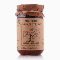 Diablo Chili Paste Super Hot (8oz) by Native Gourmet