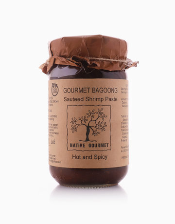 Bagoong Hot and Spicy (8oz) by Native Gourmet
