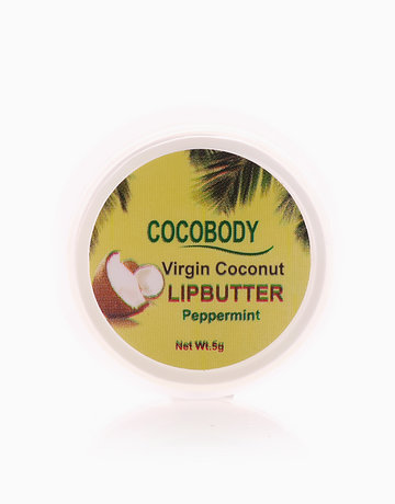 Virgin Coconut Lip Butter Jar by Cocobody