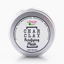 Char-Clay Purifying Mask by The Happy Organics