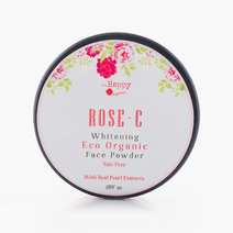 Rose-C Whitening Face Powder by The Happy Organics