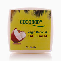 Virgin Coconut Face Balm (30g) by Cocobody