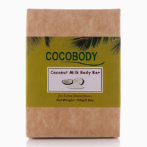 Coconut Milk Body Bar (150g) by Cocobody