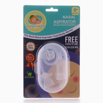 Nasal Aspirator by Orange and Peach