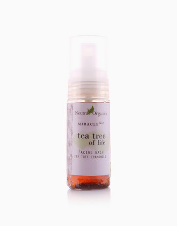 Tea Tree of Life Facial Wash by Neutra Organics